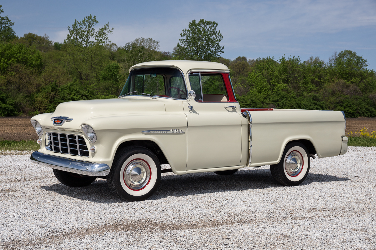 1955 Chevrolet Cameo Fast Lane Classic Cars