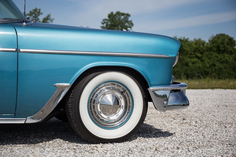 1955 Chevrolet Wheel Bolt Pattern