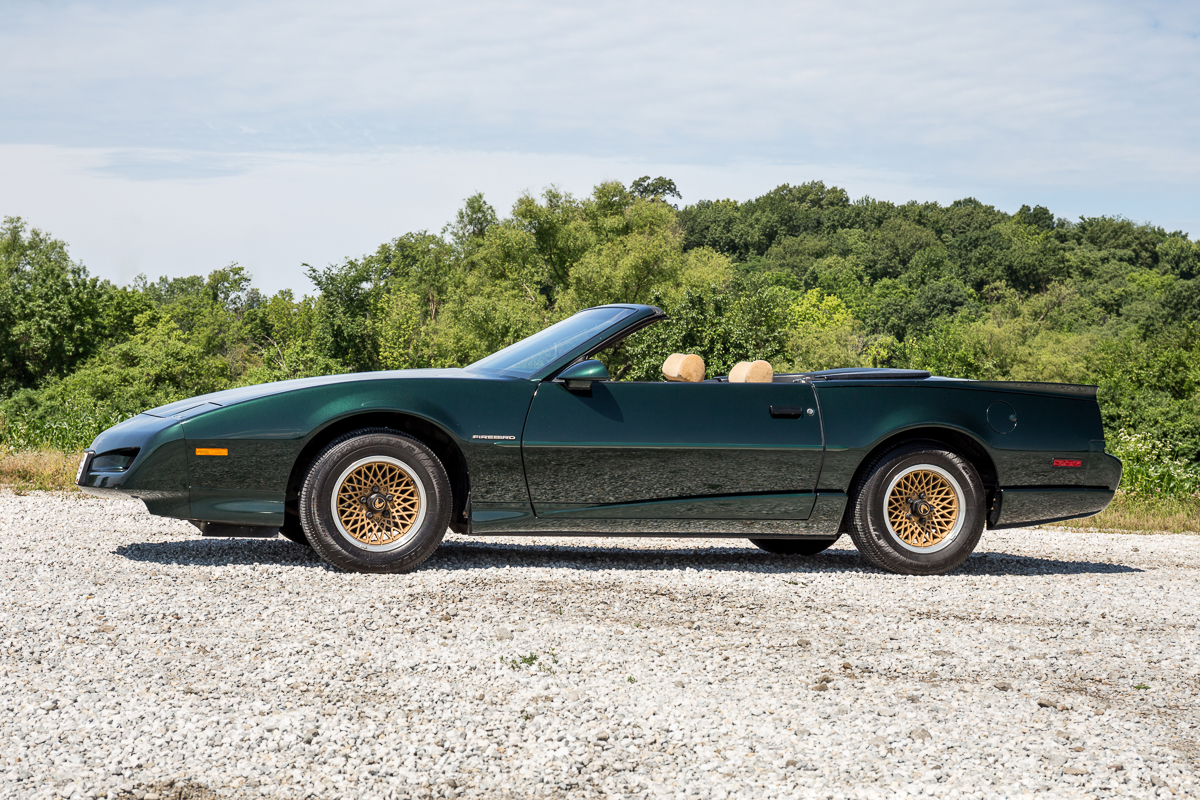 1991 Pontiac Firebird Fast Lane Classic Cars