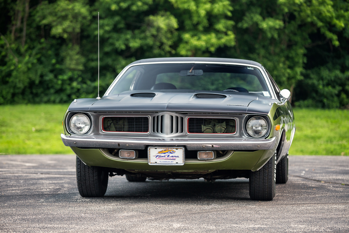 Rebuild Automatic Transmission >> 1972 Plymouth Cuda | Fast Lane Classic Cars