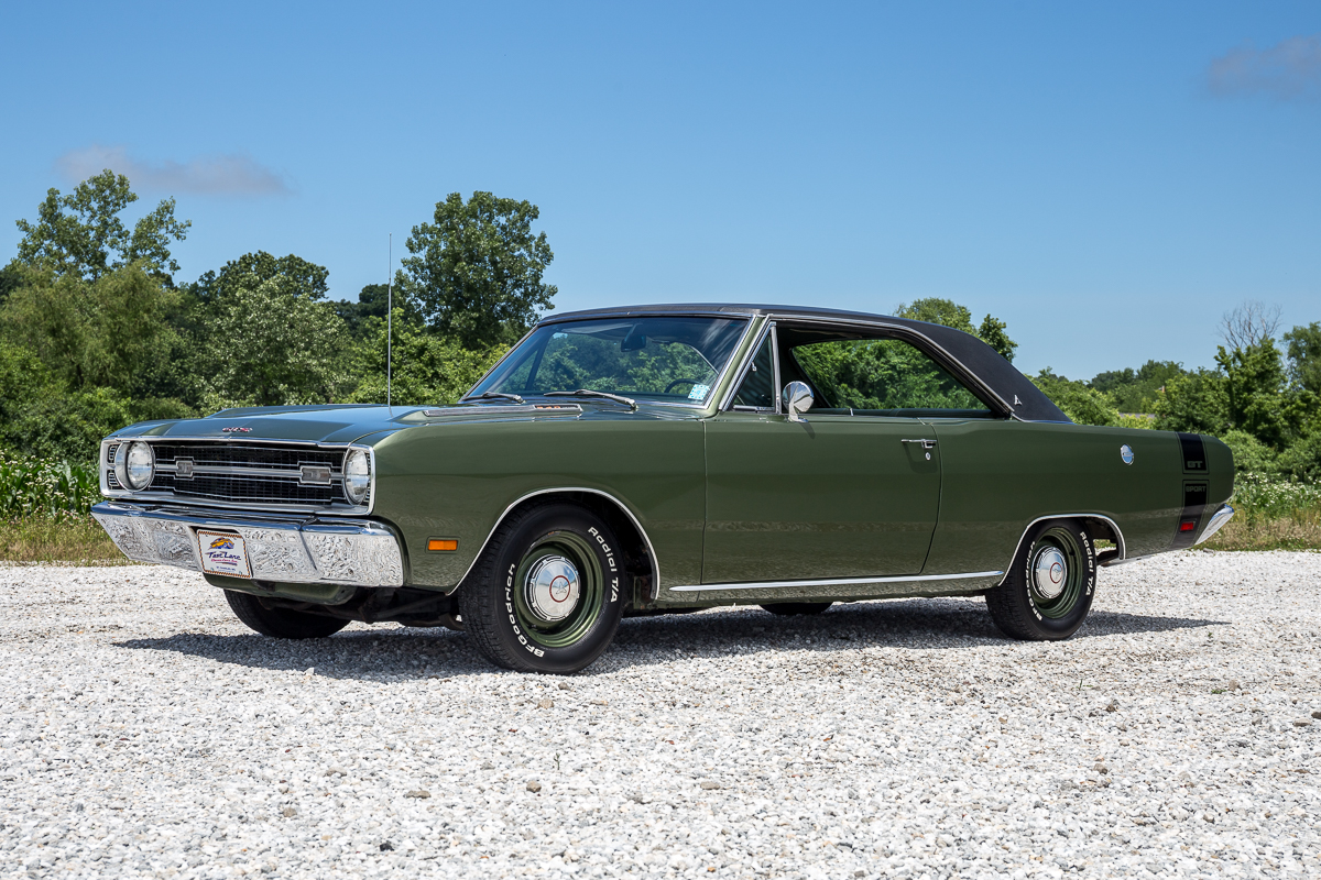 1969 dodge dart fast lane classic cars. Black Bedroom Furniture Sets. Home Design Ideas