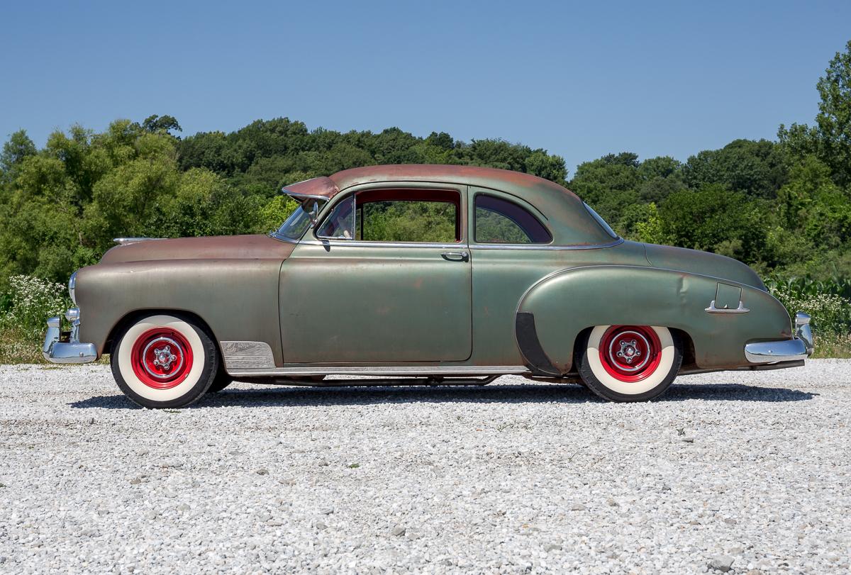 1950 chevrolet sport coupe fast lane classic cars. Black Bedroom Furniture Sets. Home Design Ideas