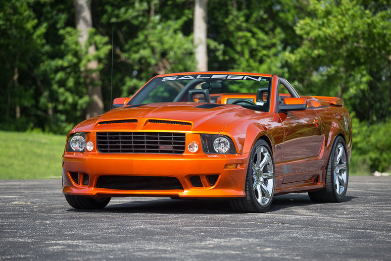 2008 saleen s302 extreme fast lane classic cars. Black Bedroom Furniture Sets. Home Design Ideas