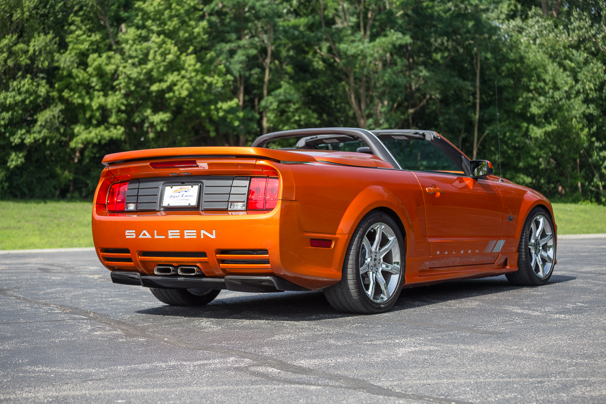 2008 Saleen S302 Extreme  Fast Lane Classic Cars