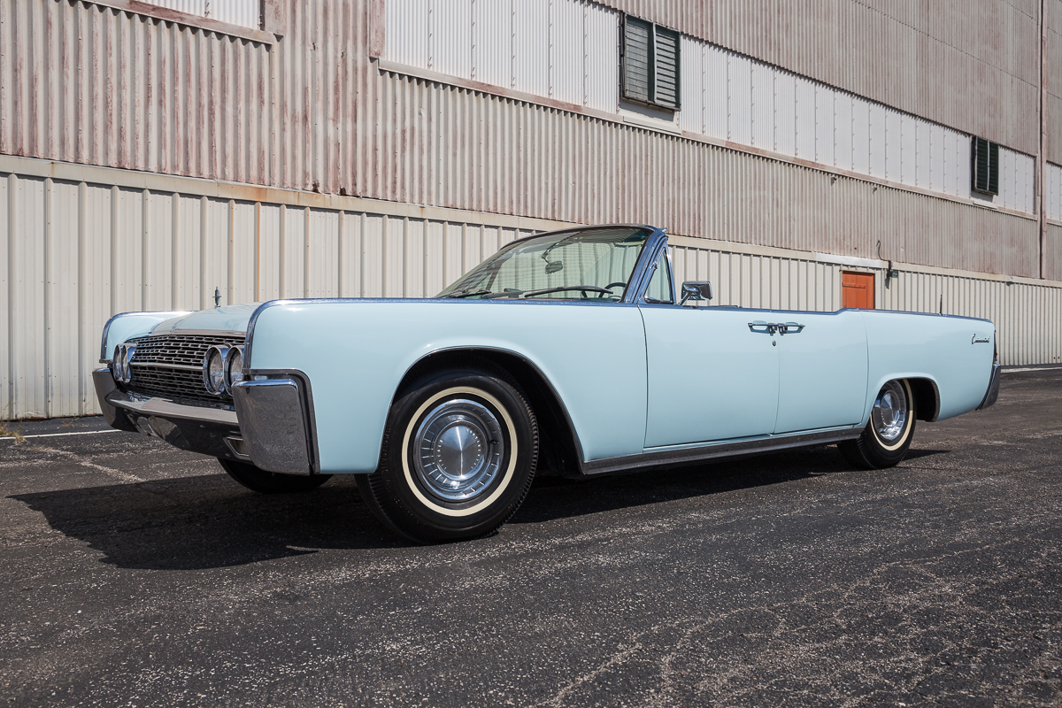 1962 lincoln continental fast lane classic cars. Black Bedroom Furniture Sets. Home Design Ideas