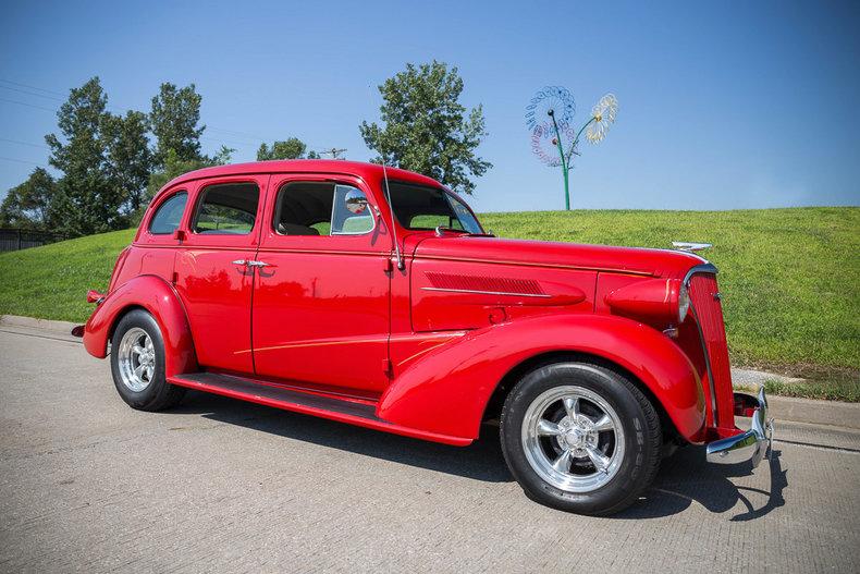 1937 Chevrolet Sedan