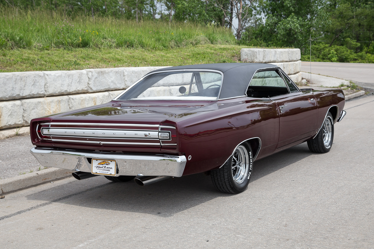 1968 Plymouth Road Runner Fast Lane Classic Cars