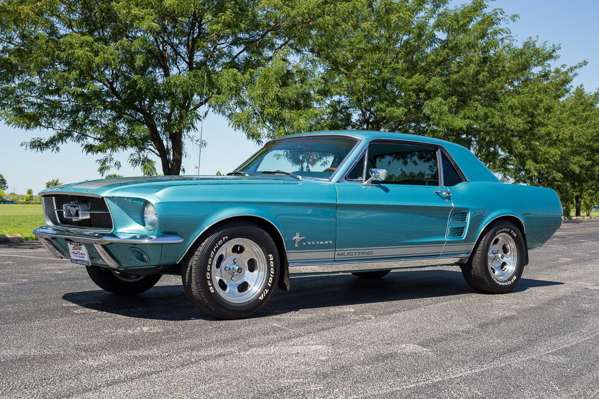 1967 Ford Mustang Fast Lane Classic Cars