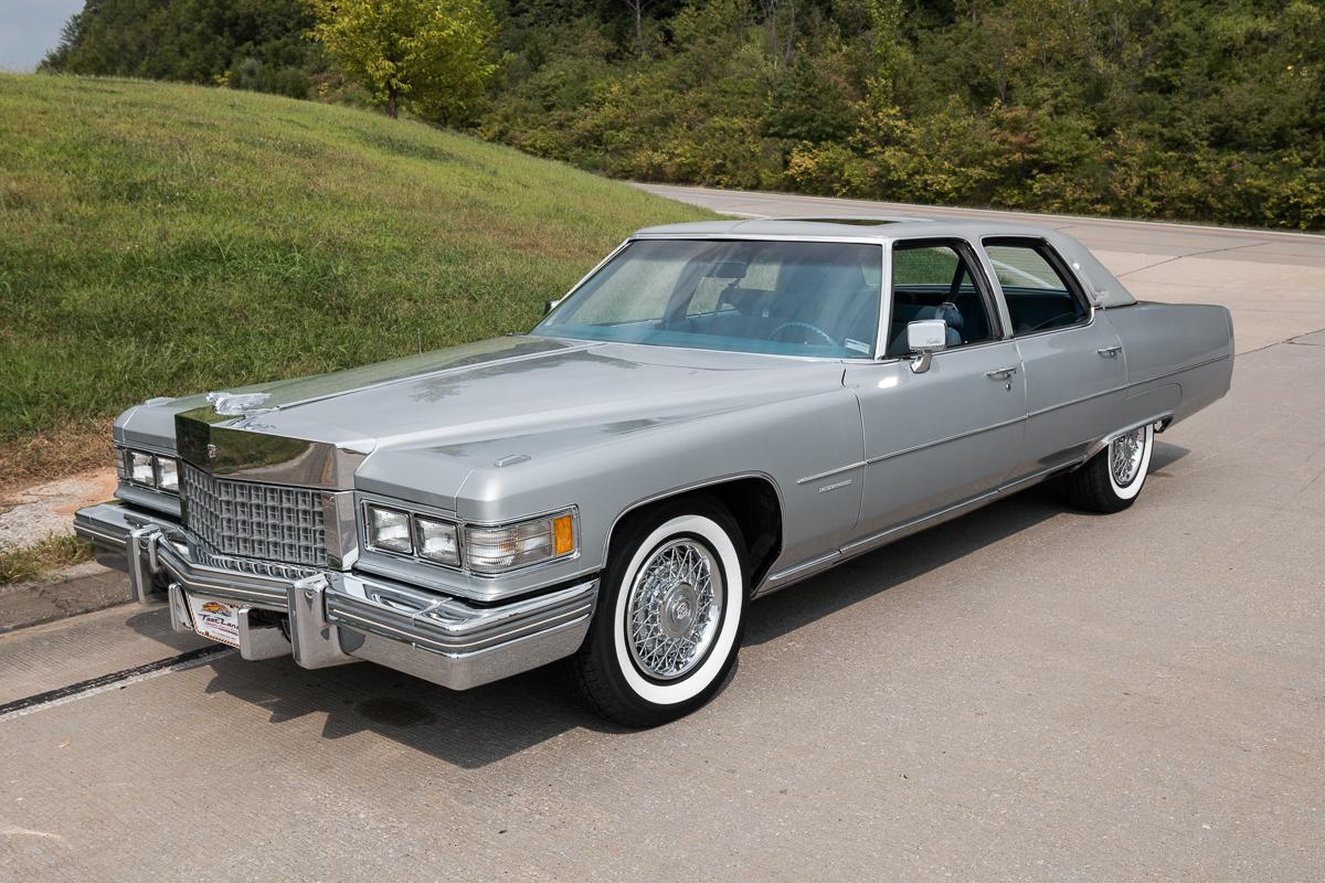 1976 Cadillac Fleetwood Fast Lane Classic Cars