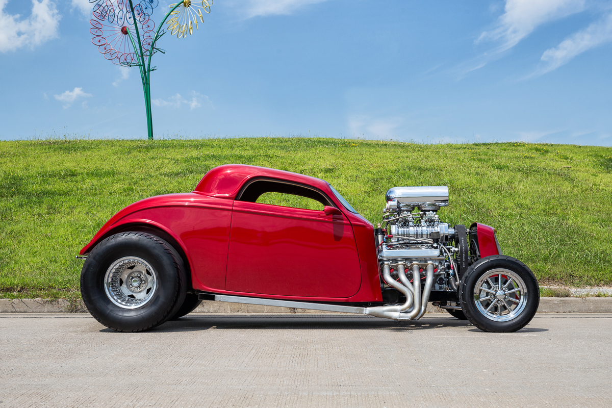 1933 Ford 3 Window Fast Lane Classic Cars