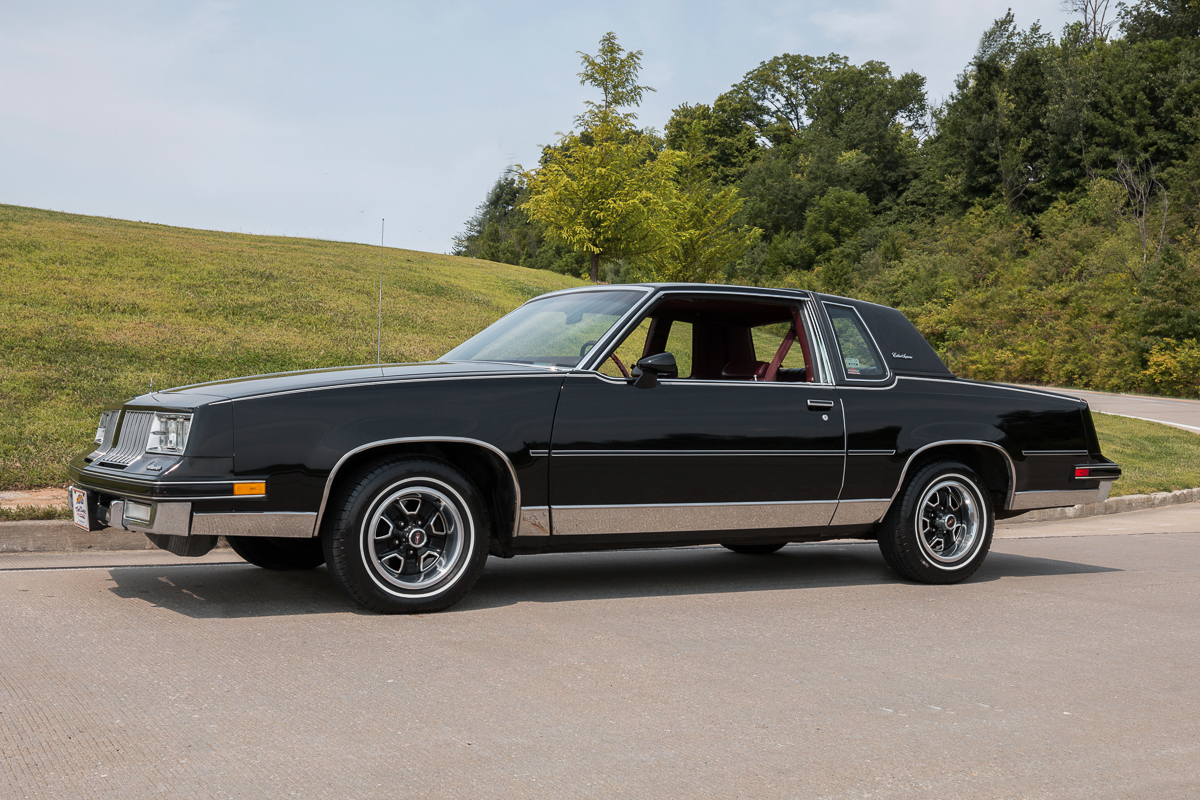 1984 oldsmobile cutlass supreme fast lane classic cars for 78 cutlass salon