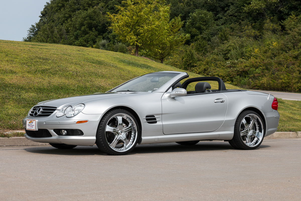 2003 Mercedes Benz Sl500 Fast Lane Classic Cars