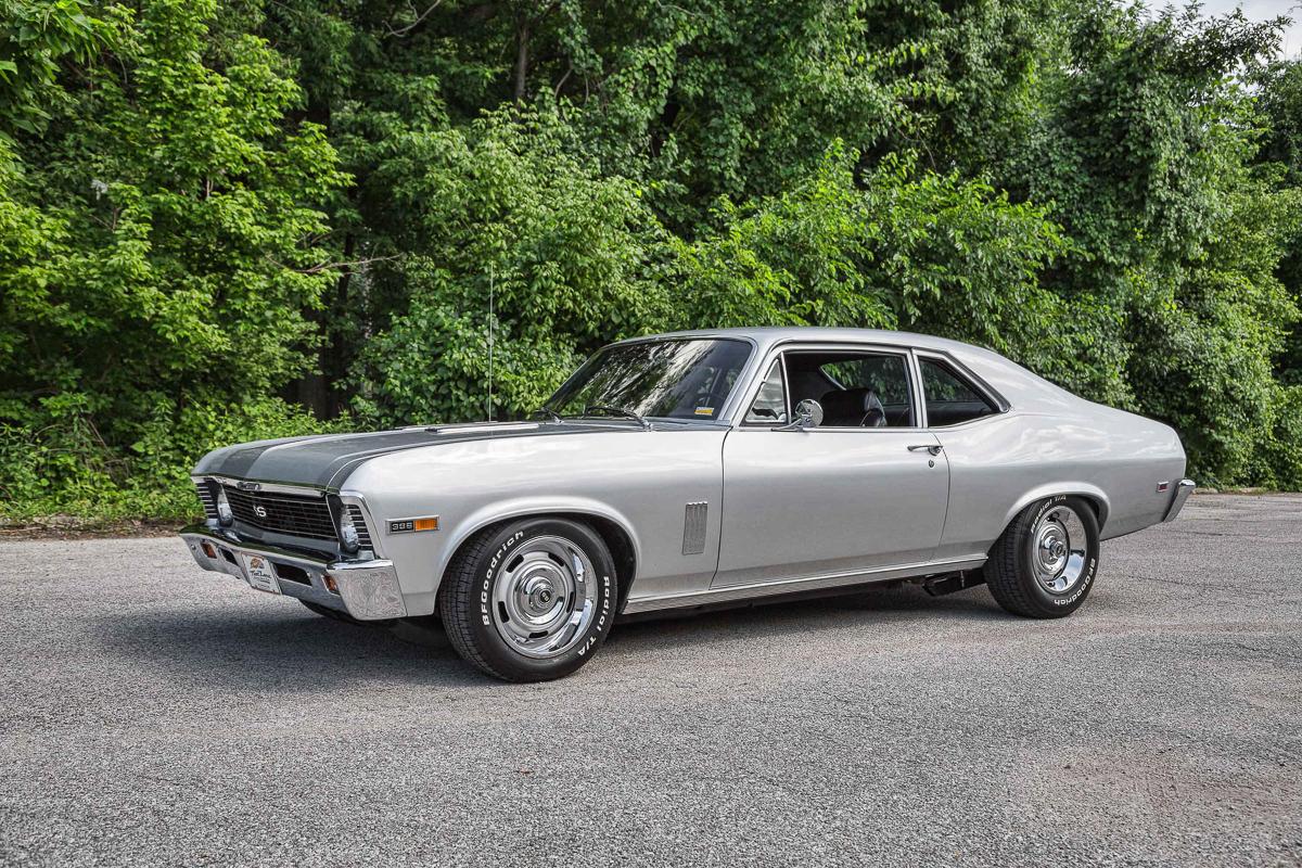 1969 Chevrolet Nova   Fast Lane Classic Cars
