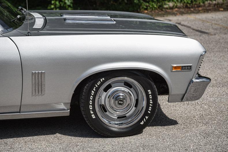 1969 1969 Chevrolet Nova For Sale