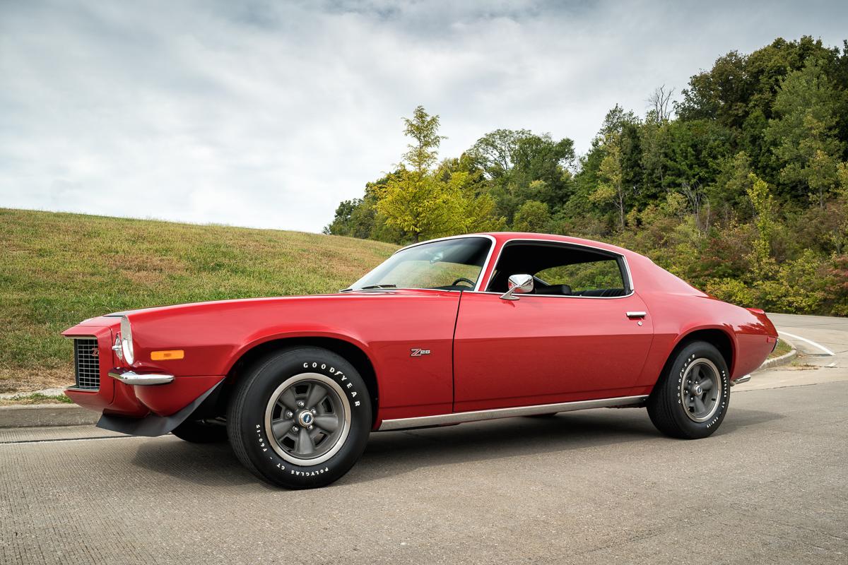1970 Chevrolet Camaro Fast Lane Classic Cars