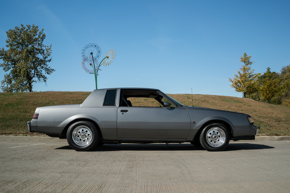 Buick Regal T Type >> 1987 Buick Regal   Fast Lane Classic Cars