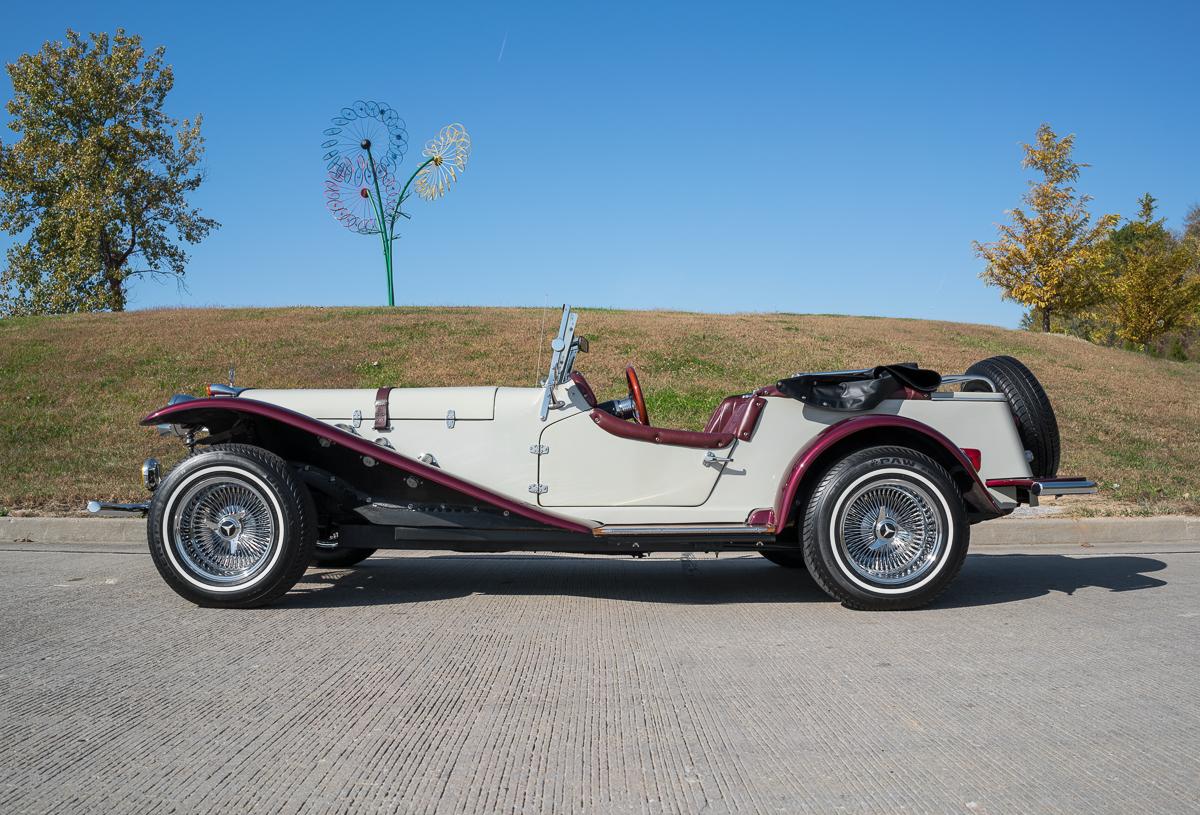 1928 mercedes benz gazelle fast lane classic cars for 1928 mercedes benz