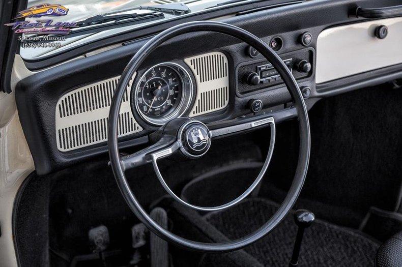1969 1969 Volkswagen Beetle For Sale