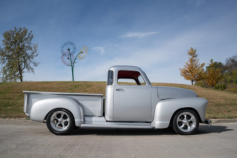 1953 Chevrolet 5-Window Pickup