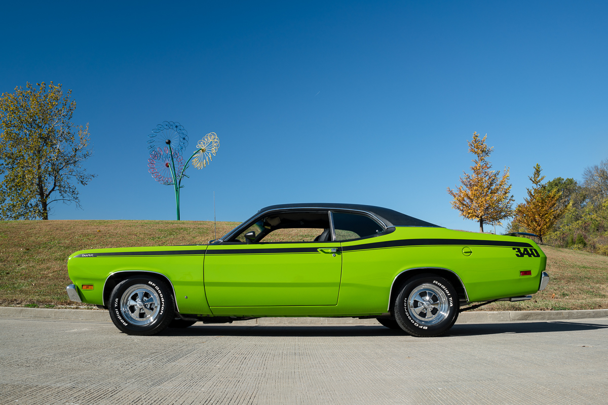 1971 Plymouth Duster Fast Lane Classic Cars