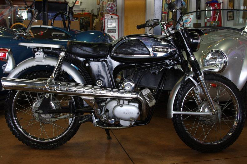 1969 Yamaha Enduro