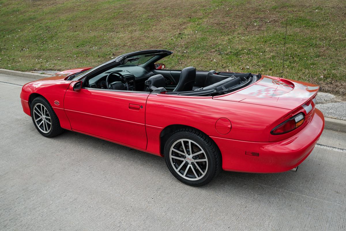 2002 chevrolet camaro fast lane classic cars. Black Bedroom Furniture Sets. Home Design Ideas