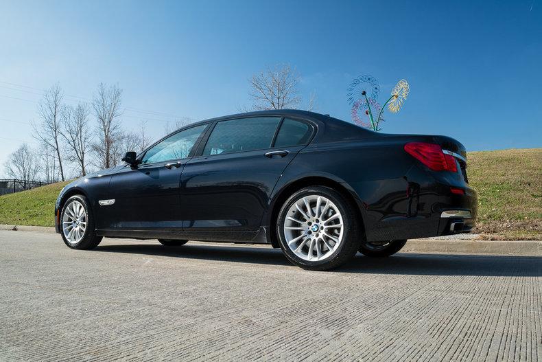BMW LI My Classic Garage - 2010 750 bmw