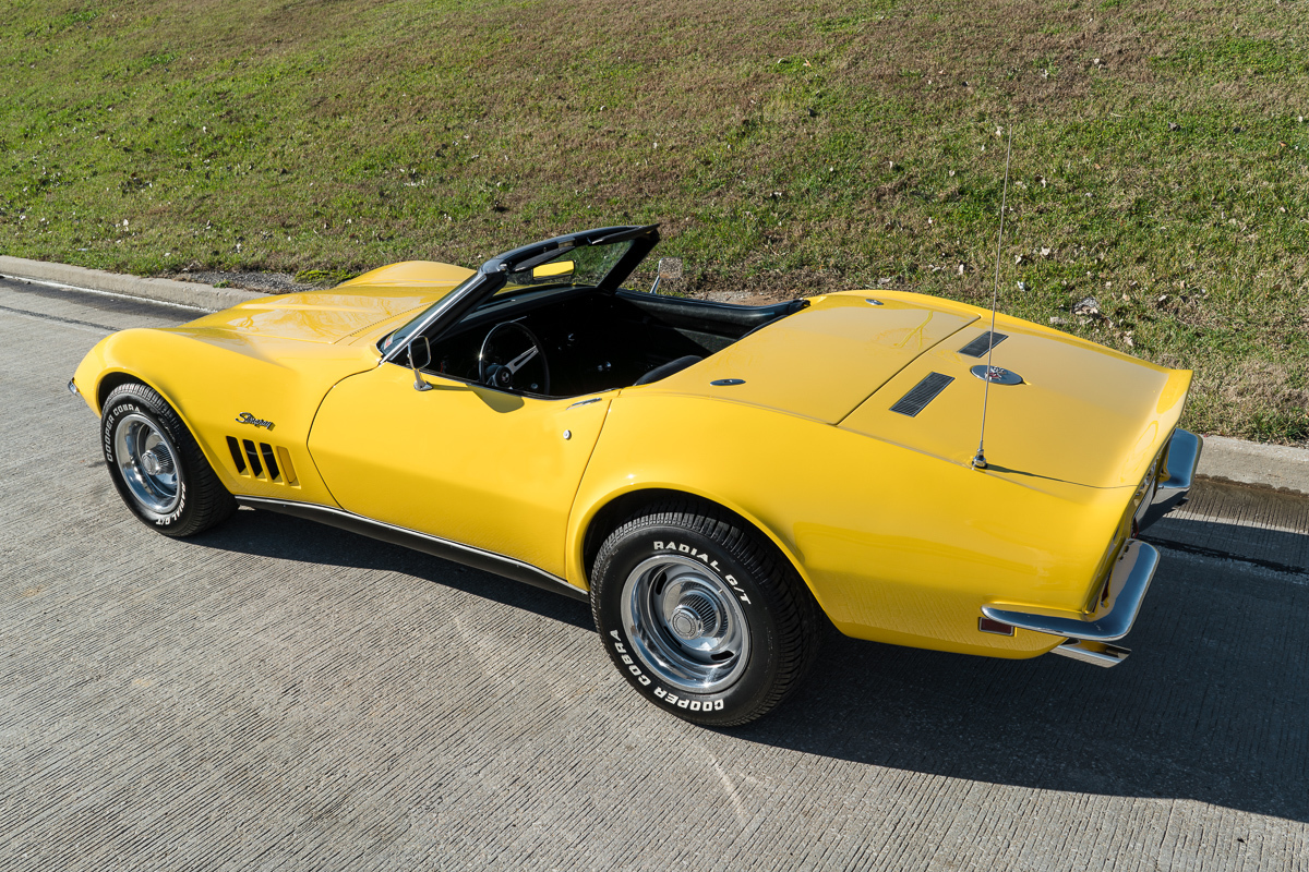 Corvette C3 For Sale >> 1969 Chevrolet Corvette | Fast Lane Classic Cars