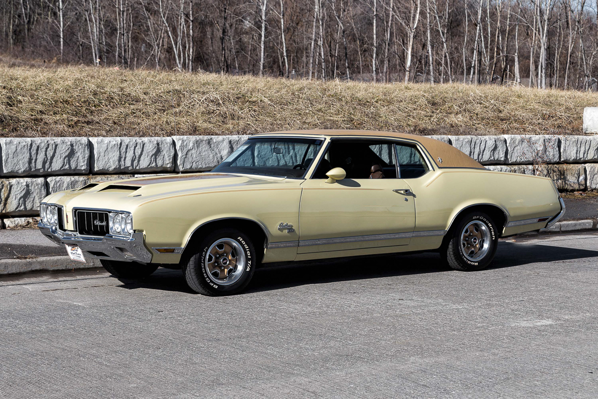 1970 Oldsmobile Cutlass Supreme Fast Lane Classic Cars