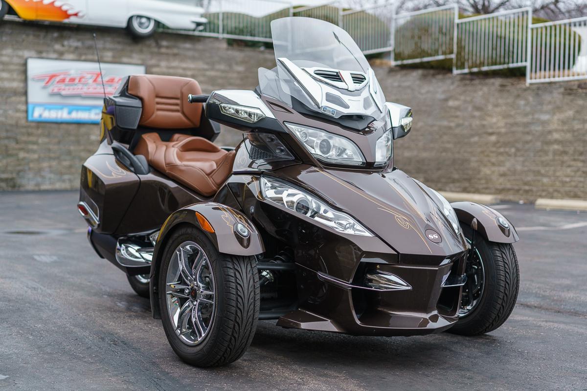 2012 can am spyder fast lane classic cars. Black Bedroom Furniture Sets. Home Design Ideas
