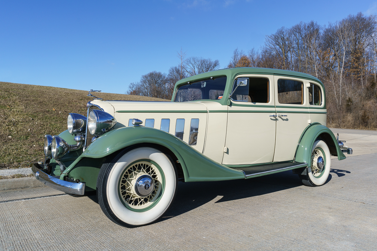 1933 Buick Model 57 | Fast Lane Classic Cars