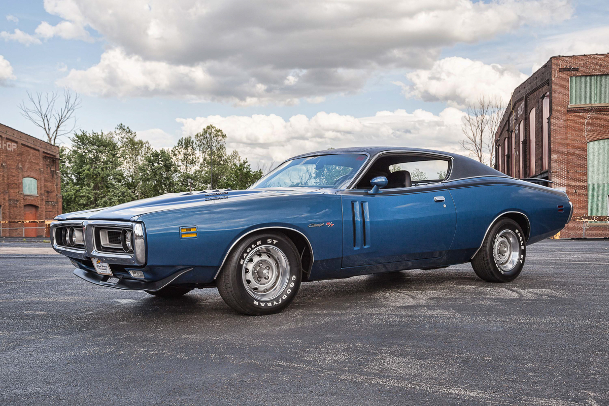 1971 Dodge Charger Fast Lane Classic Cars