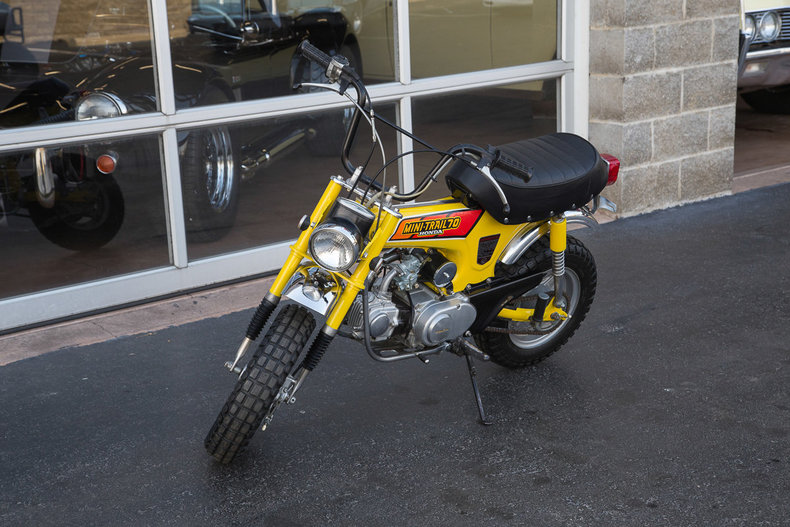 1971 1971 Honda Trail For Sale