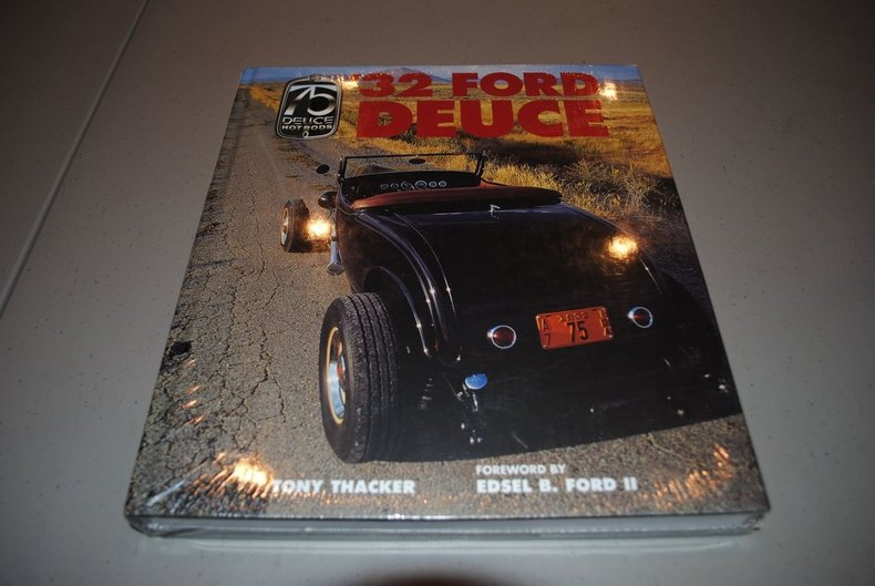 A great resource for fans of the quintessential hot rod platform!