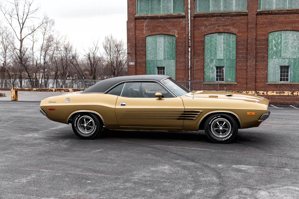 1973 dodge challenger fast lane classic cars. Black Bedroom Furniture Sets. Home Design Ideas
