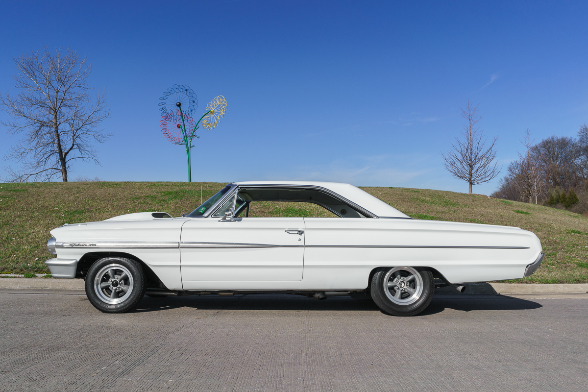 1964 ford galaxie fast lane classic cars. Black Bedroom Furniture Sets. Home Design Ideas