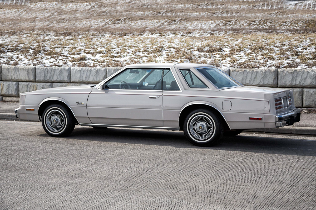 Chrysler Cordoba Fast Lane Classic Cars