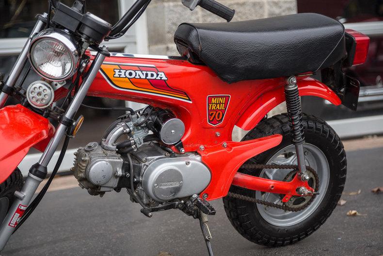 1980 1980 Honda Trail For Sale