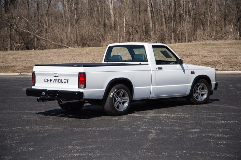 1985 1985 Chevrolet S10 For Sale