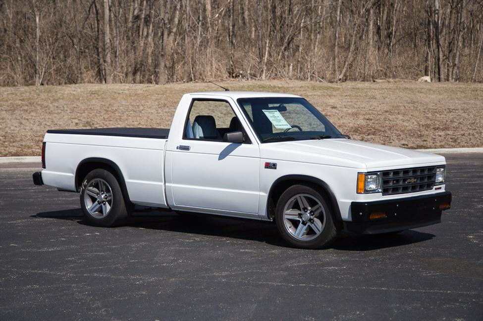 1985 Chevrolet S10 Fast Lane Classic Cars