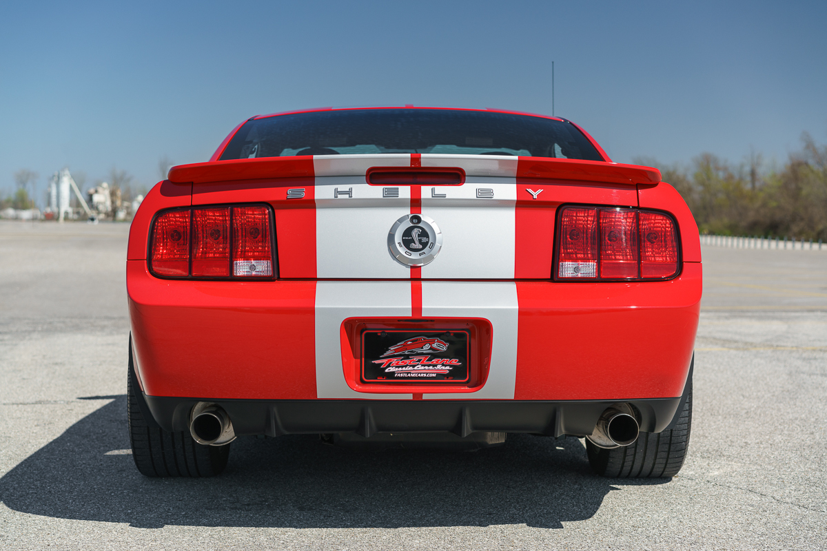 2008 Shelby Gt 500kr Fast Lane Classic Cars