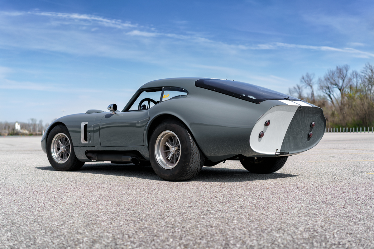 1964 Shelby Daytona Coupe Fast Lane Classic Cars