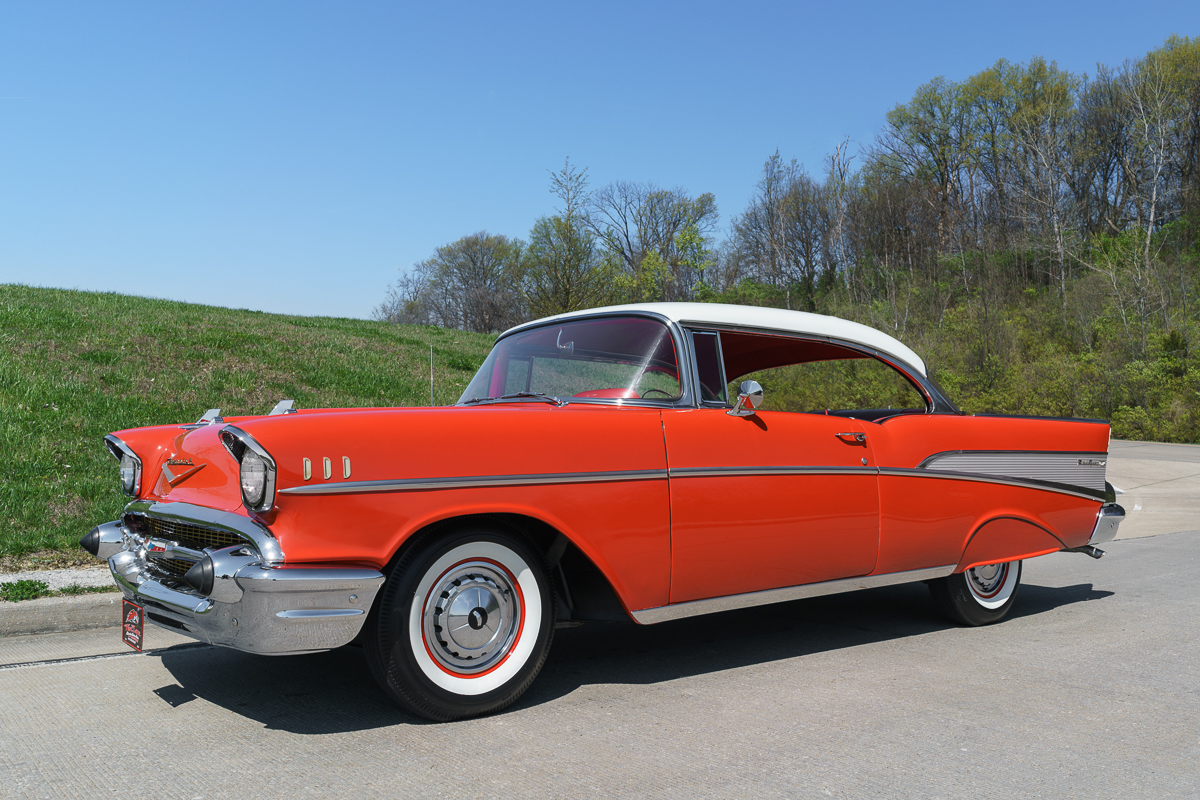 1957 Chevrolet Bel Air Fast Lane Classic Cars