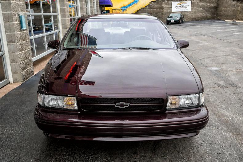 1996 1996 Chevrolet Impala For Sale