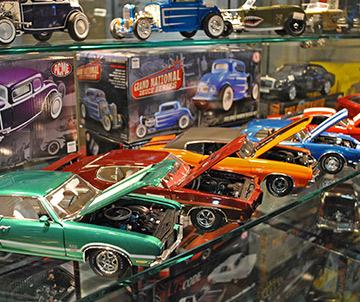 Gift Shop Fast Lane Classic Cars