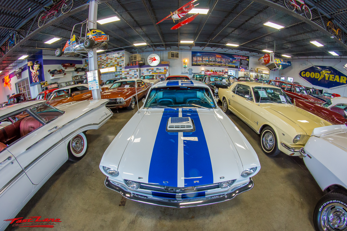 Sell Your Car at Fast Lane | Fast Lane Classic Cars