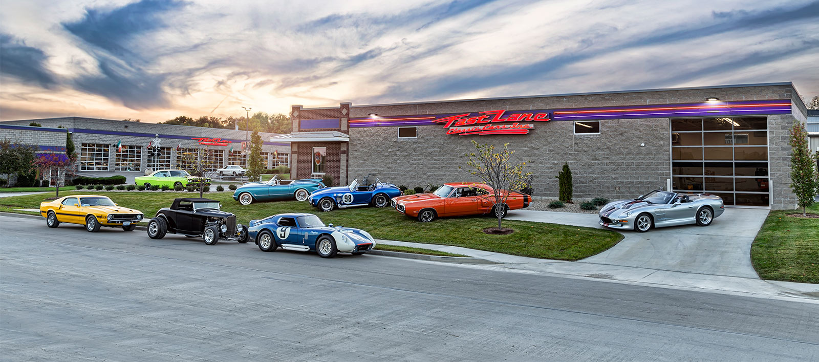 Welcome To Fast Lane Classic Cars Fast Lane Classic Cars