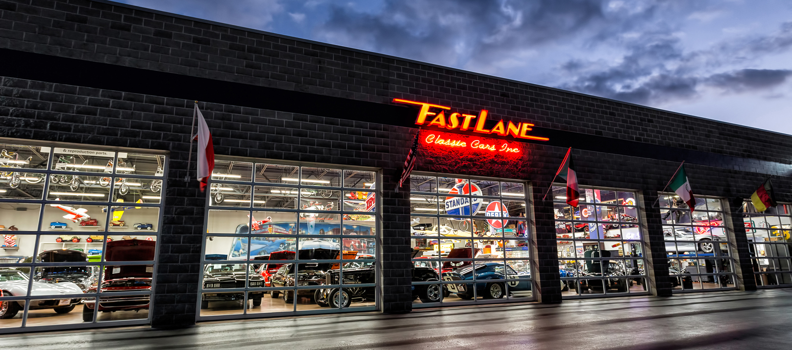 Welcome to Fast Lane Classic Cars | Fast Lane Classic Cars