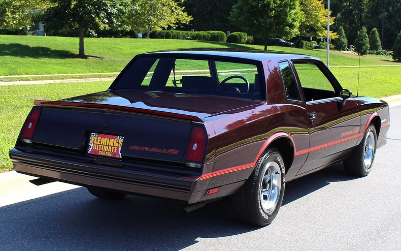 1985 chevrolet monte carlo 1985 chevrolet monte carlo for sale to buy or purchase classic. Black Bedroom Furniture Sets. Home Design Ideas