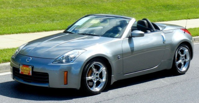 2006 nissan 350z 2006 nissan 350z for sale to purchase. Black Bedroom Furniture Sets. Home Design Ideas